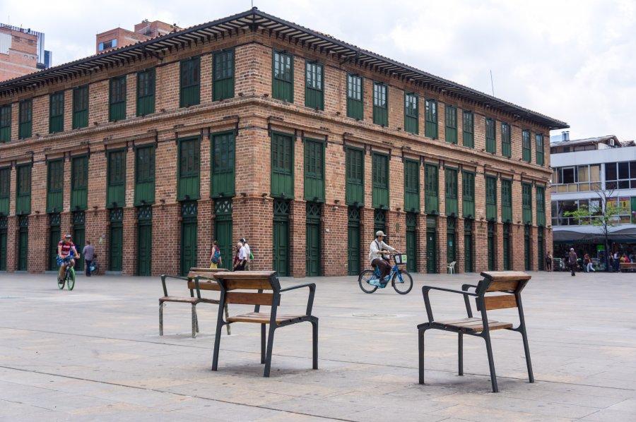 El Centro, Medellín, Colombie