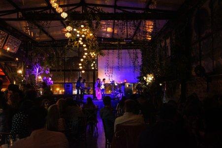 Concert à Medellín, Colombie