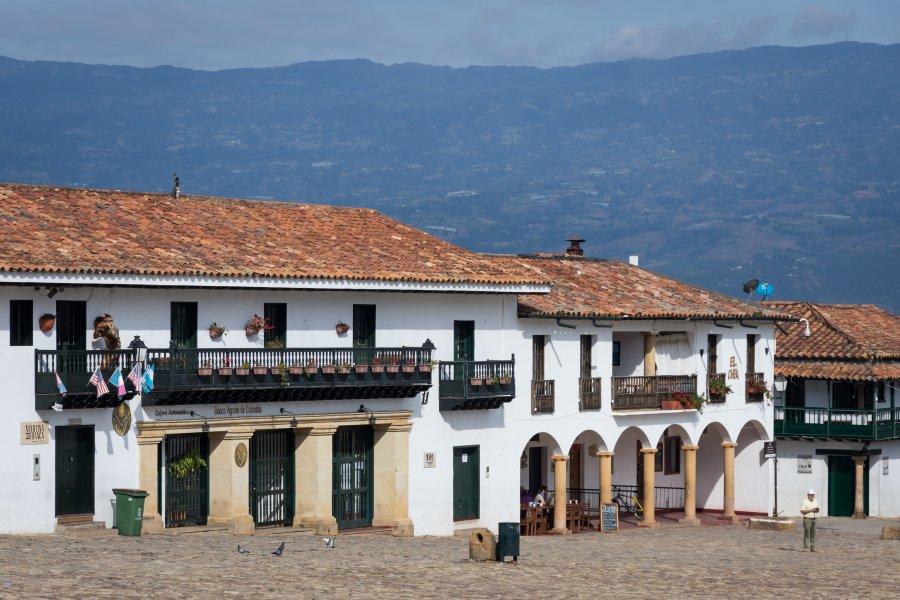 Villa de Leyva, Colombie