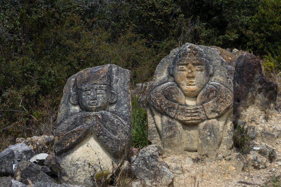 Sculptures pré-colombiennes