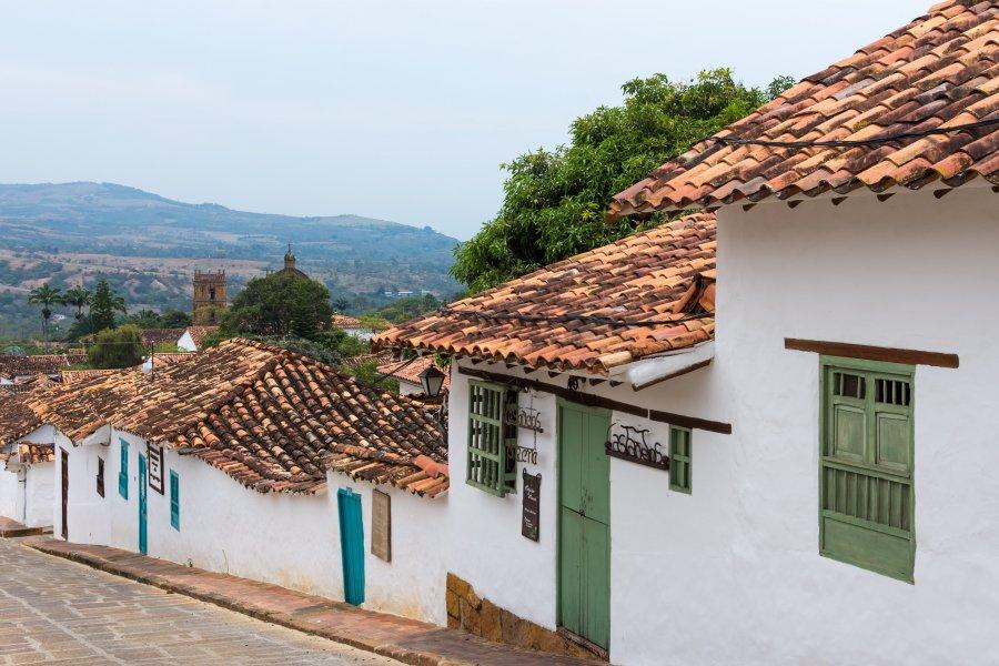 Barichara, Santander, Colombie