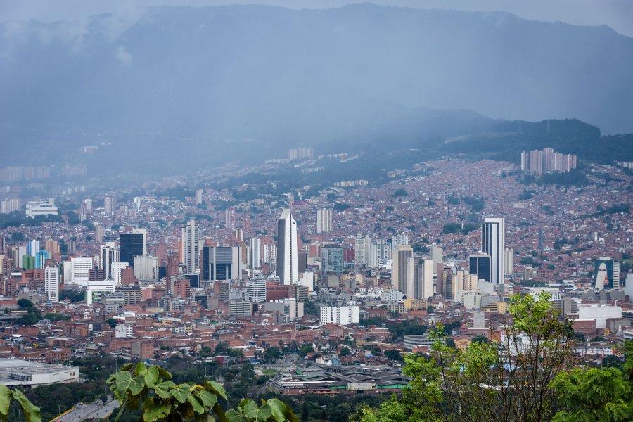 Cerro el Volador, Medellín, Colombie