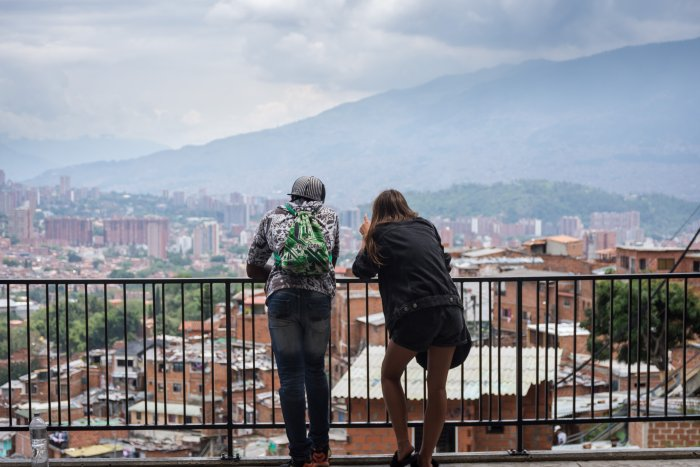 Comuna 13, Medellín, Colombie