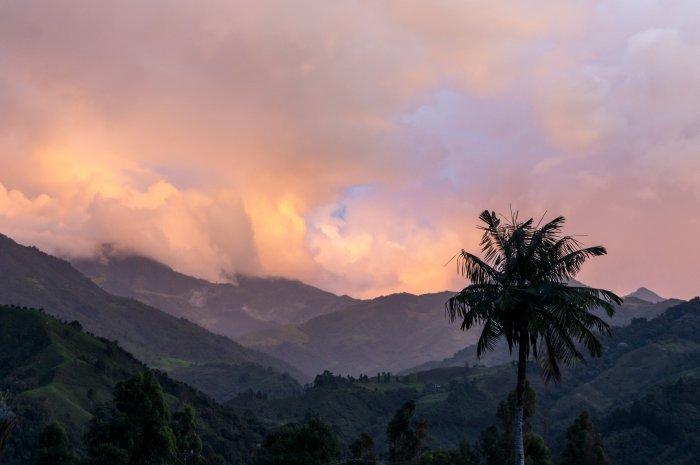 Ville de Salento, Colombie