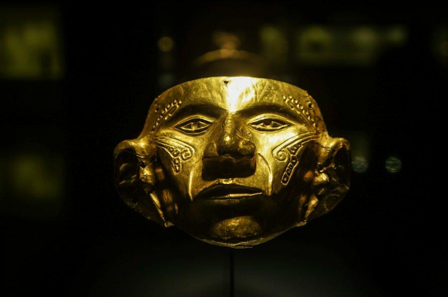 Museo del Oro, Bogota, Colombie