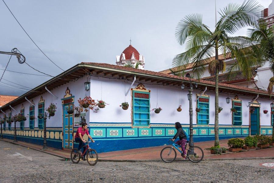 Guatapé, Colombie