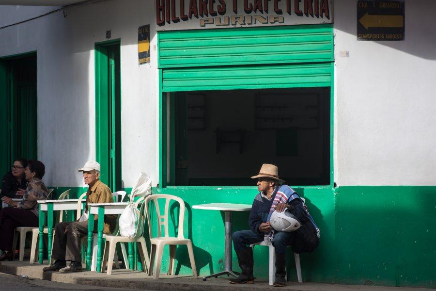 Village de Jardín, Colombie