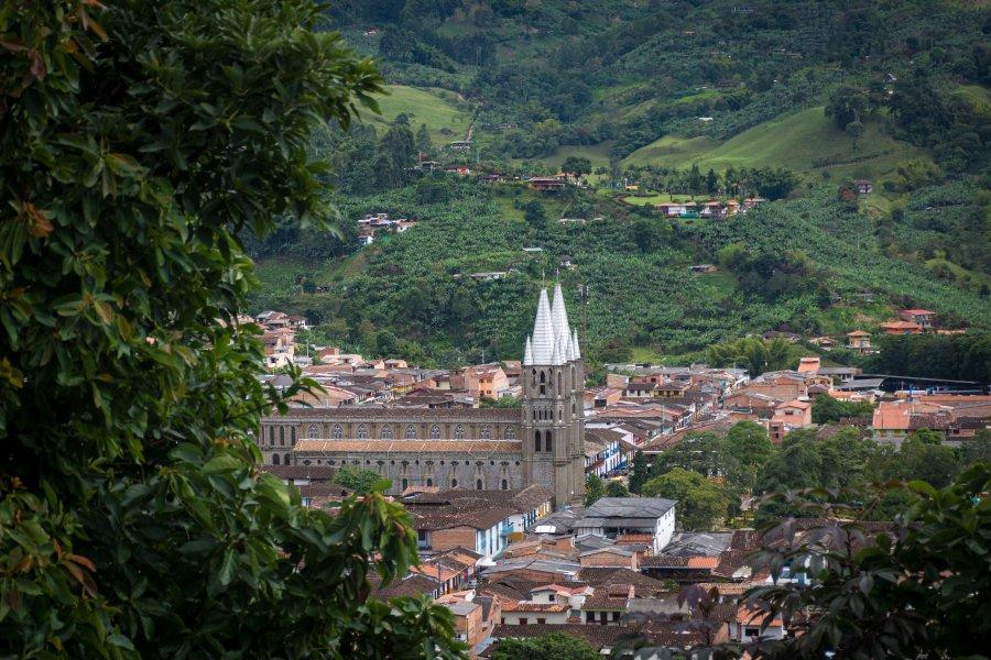 Mirador de Jardín, Colombie