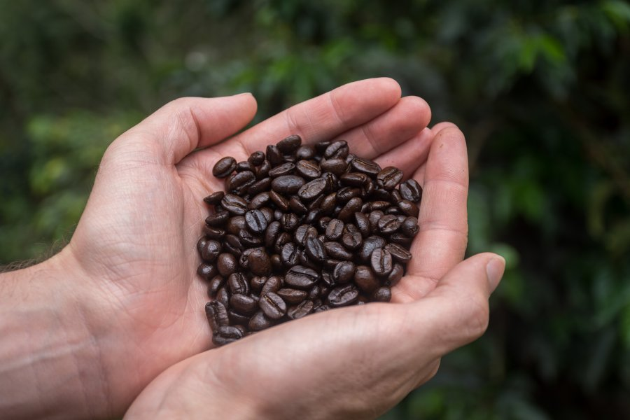 Café colombien