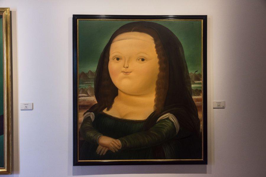 Musée Botero, Bogota, Colombie