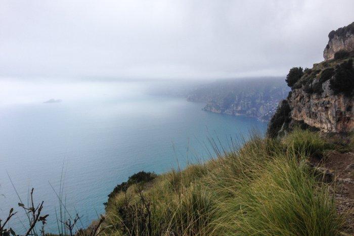 Randonnée sur le sentier des dieux, Italie