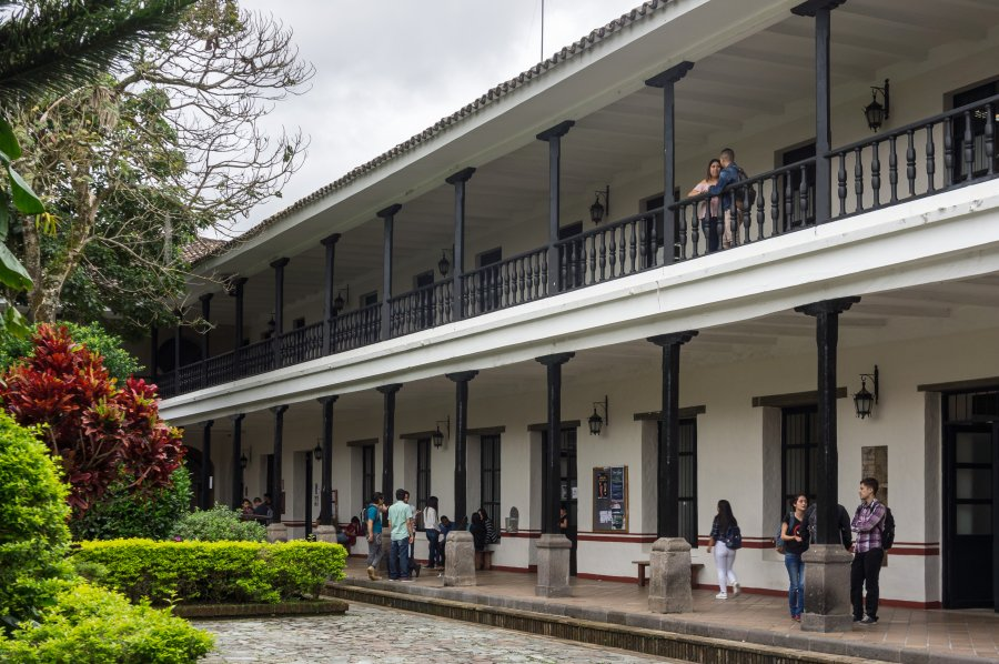 Université de Popayán, Colombie