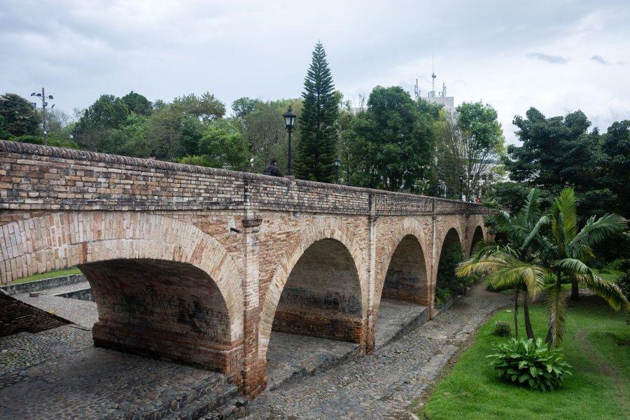 Pont de Popayán, Colombie
