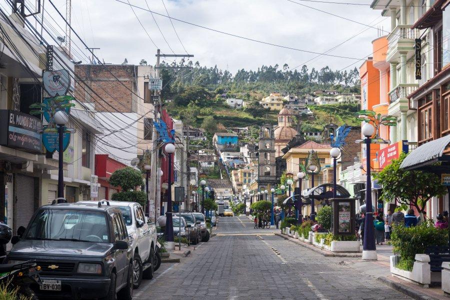 Otavalo, Équateur