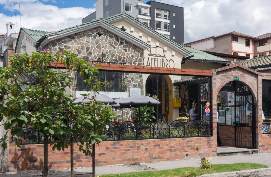 Quartier chic de Quito