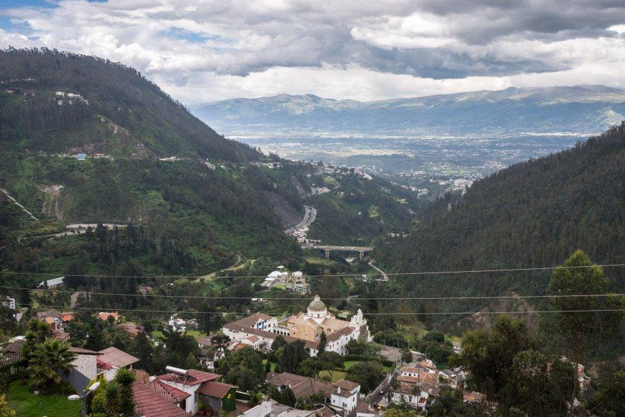 Mirador de Guápulo, Quito