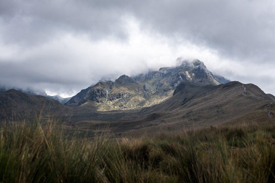 Volcan Pichincha, Quito