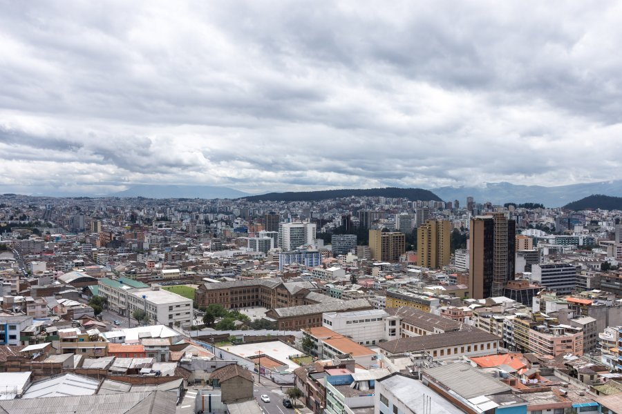 Quartier de Mariscal à Quito