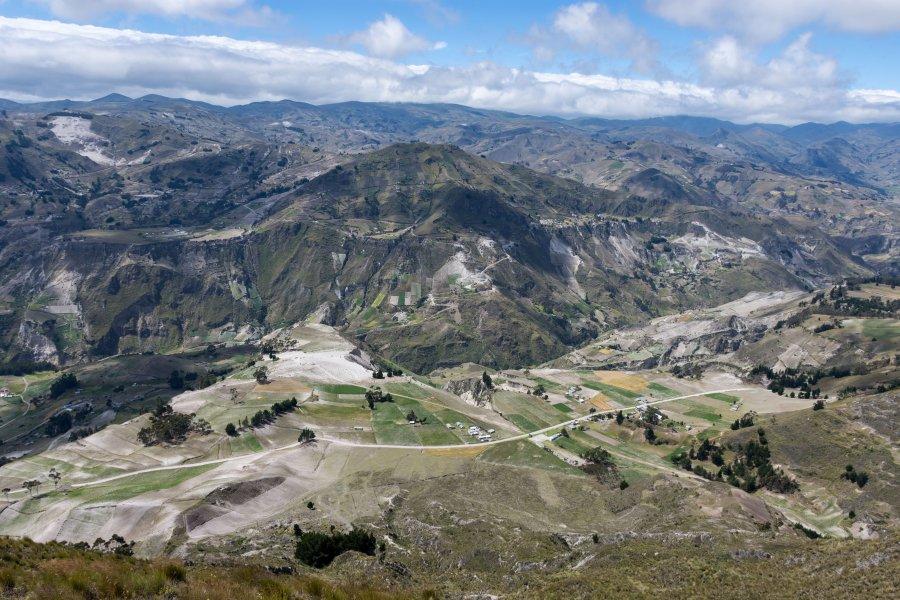 Quilotoa, Équateur
