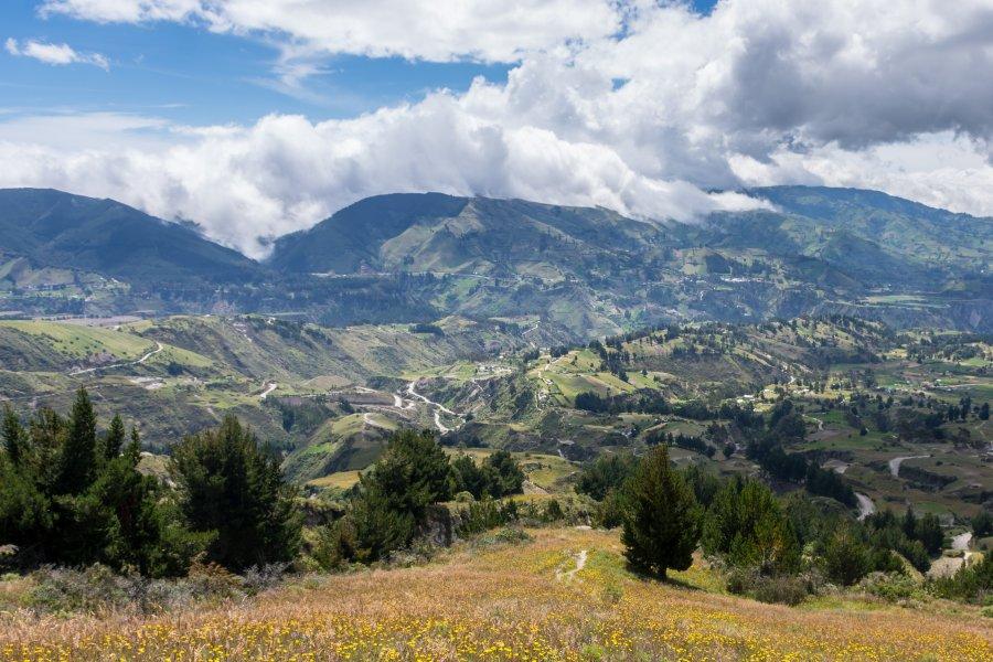 Boucle de Quilotoa, Équateur