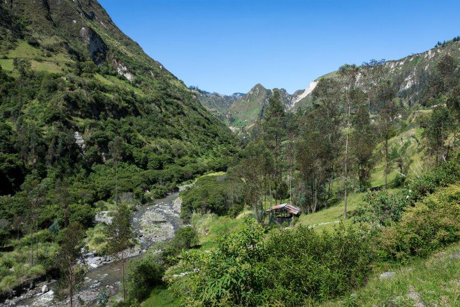 Randonnée entre Chugchilan et Isinlivi