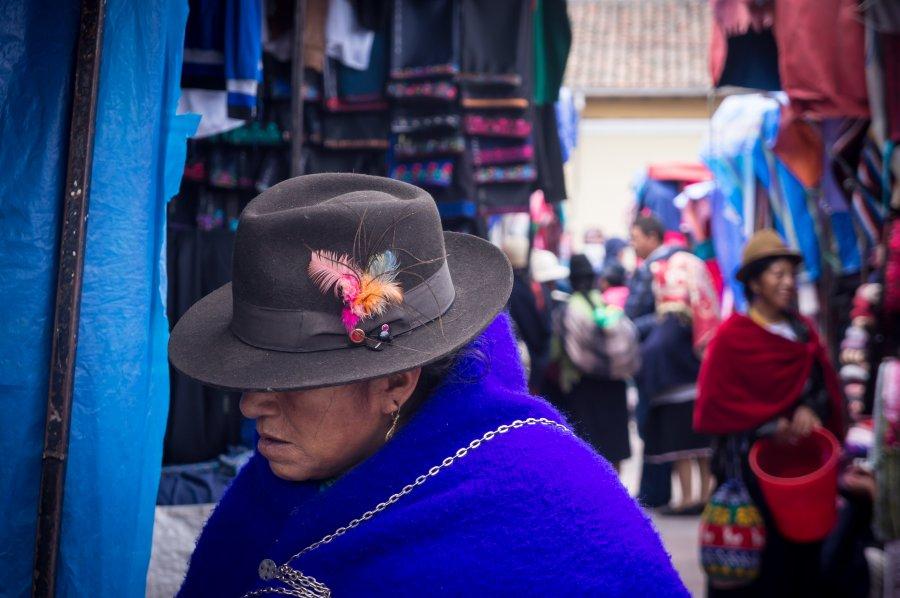 Mercado de la Concepción, Riobamba