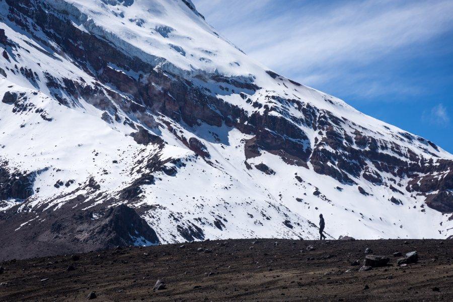Volcan Chimborazo, Équateur
