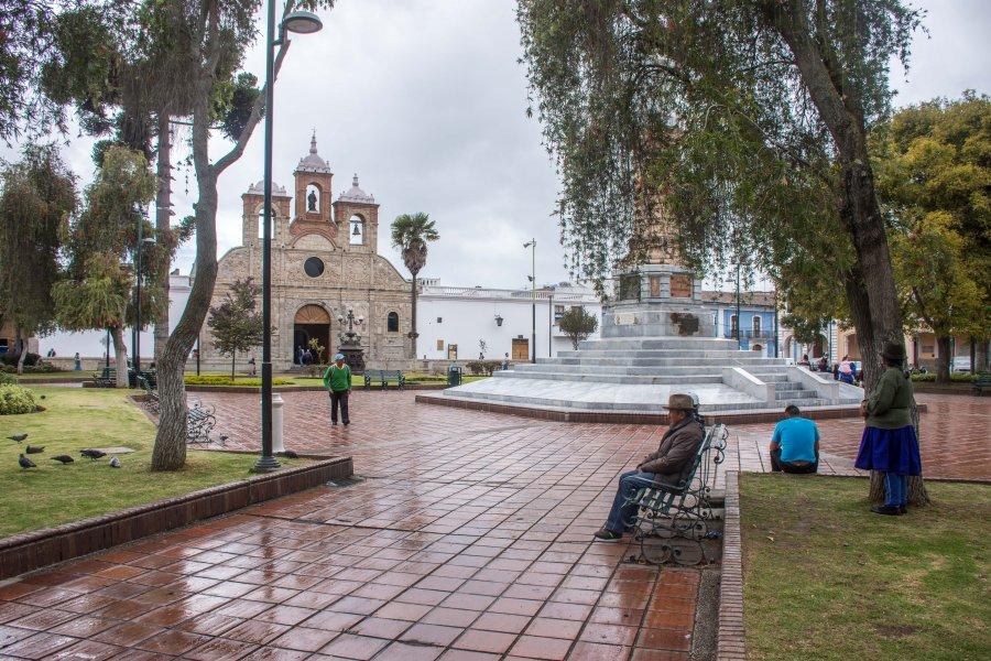 Cathédrale de San Pedro, Riobamba, Équateur