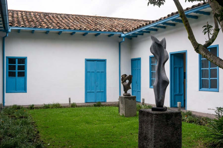 Musée d'art moderne de Cuenca, Équateur