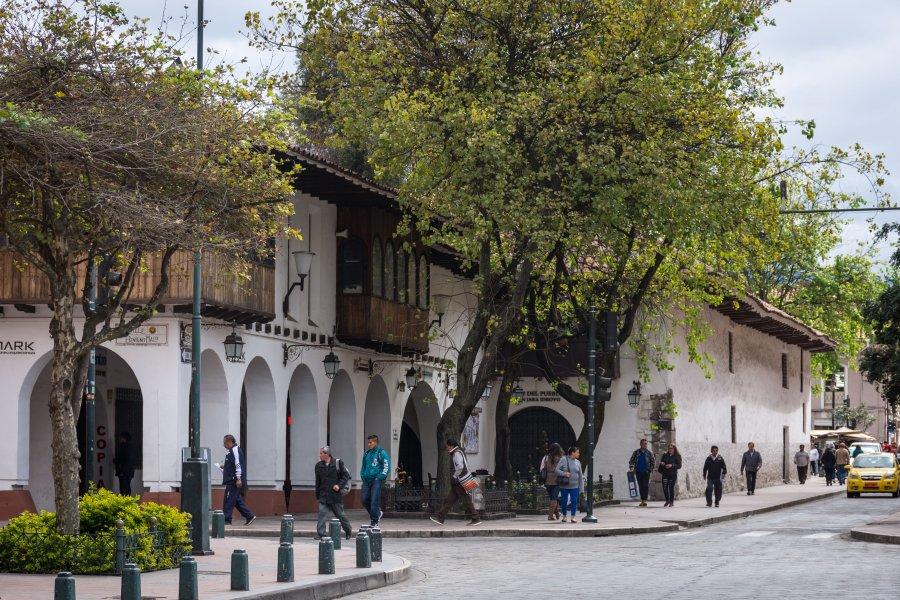 Ville de Cuenca, Équateur