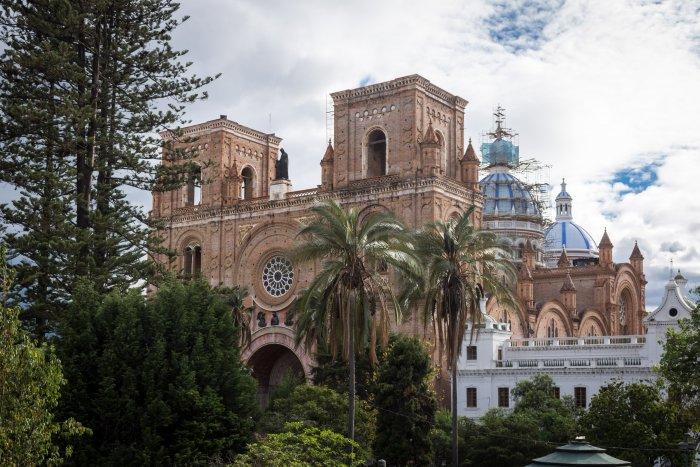 Cathédrale de Cuenca, Équateur