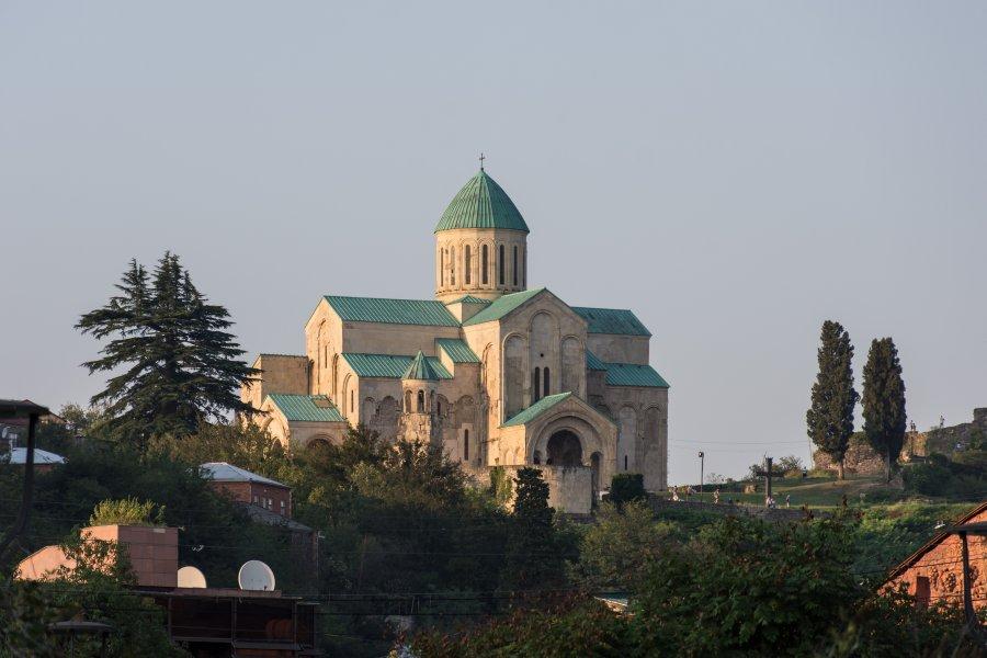 Cathédrale Bagrati, Koutaïssi, Géorgie