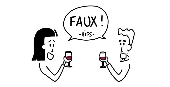 Dessin : Faux, les vins de Géorgie ne sont pas mauvais !