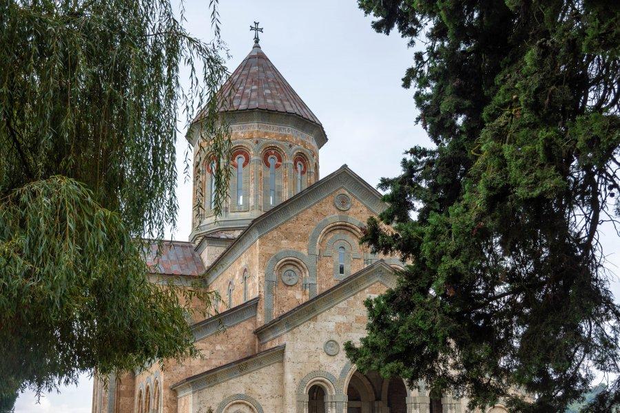 Monastère de Bodbe, Sighnaghi, Géorgie