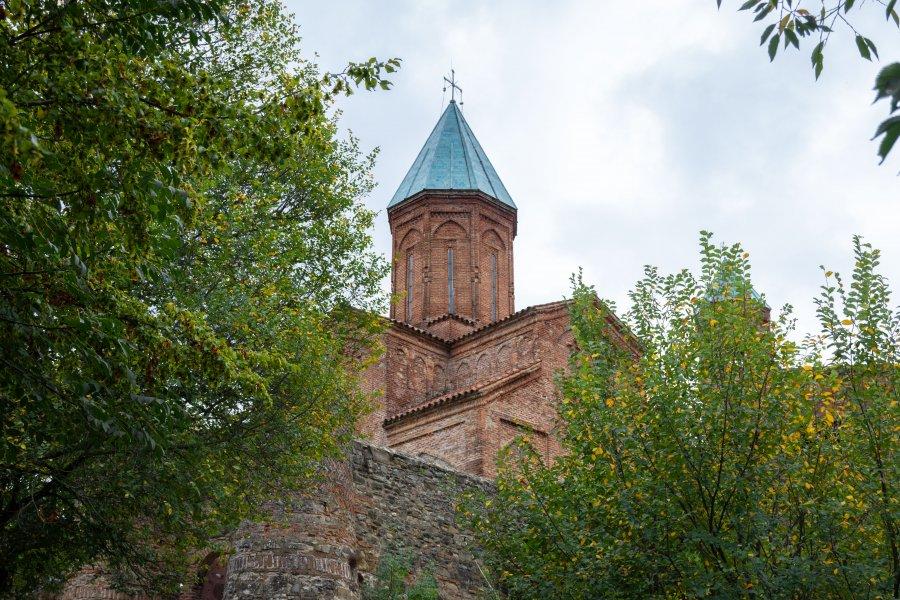 Monastère de Gremi, Khakhétie, Géorgie