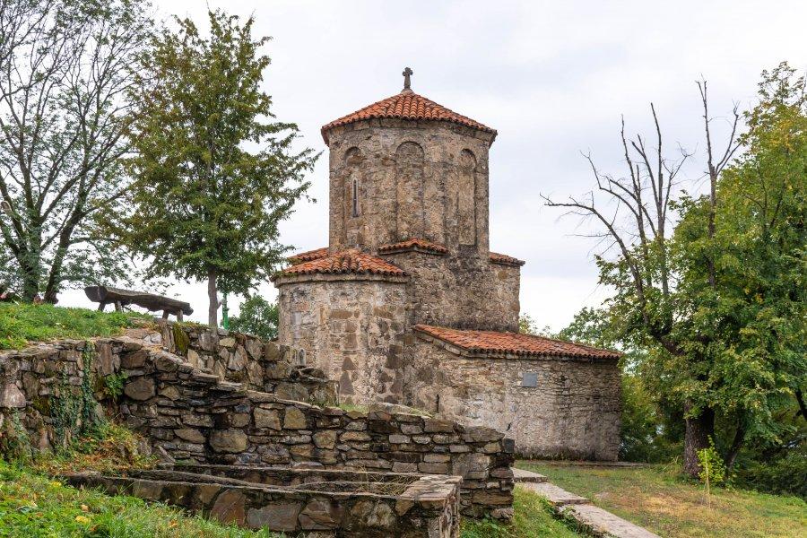 Monastère de Nekressi, Khakhétie, Géorgie