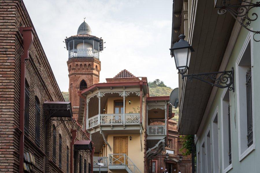 Mosquée de Tbilissi, Géorgie