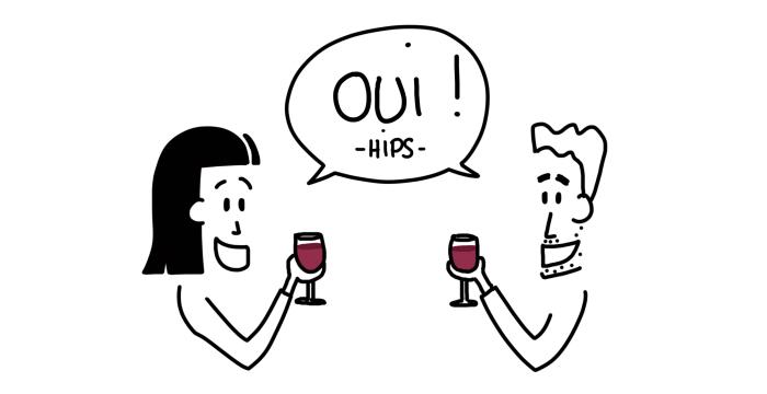 Dessin : Oui, les vins géorgiens sont bons !