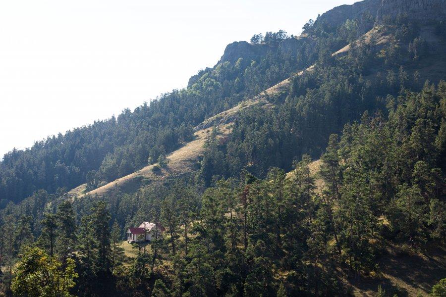 Refuge Amarati, Borjomi, Géorgie