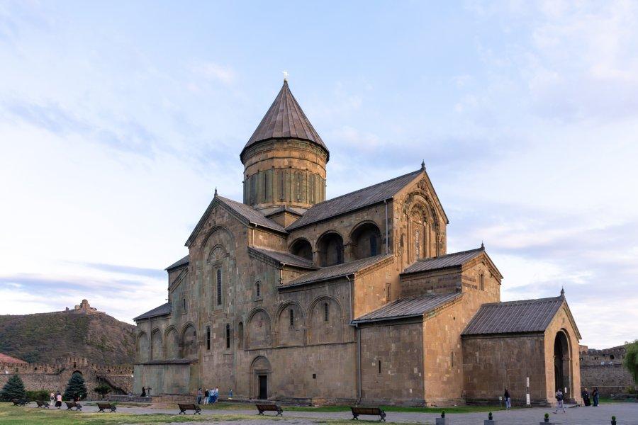 Cathédrale Svetitskhoveli de Mtskheta, Géorgie