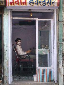 Barbier indien