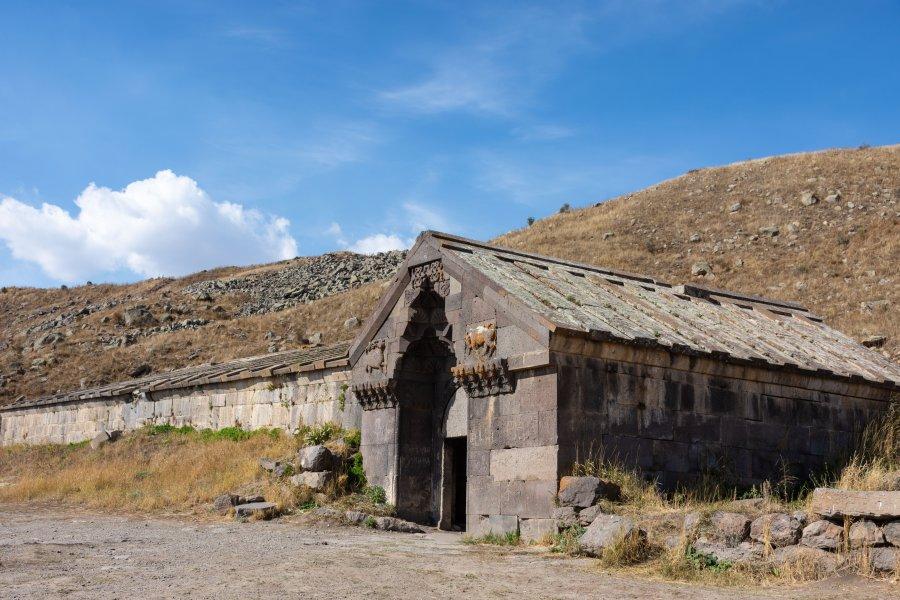 Caravanserail de Selim, Arménie