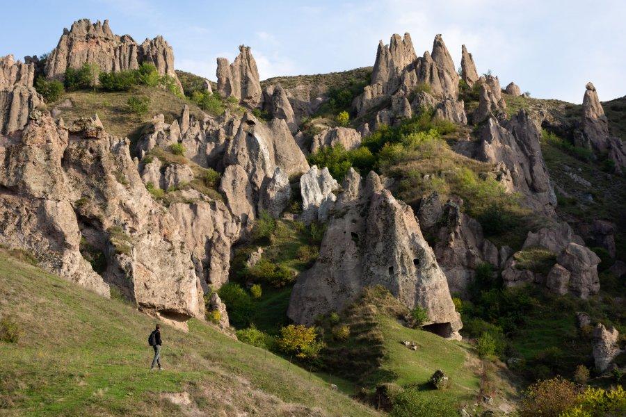 Cheminées de fée, Old Goris, Arménie