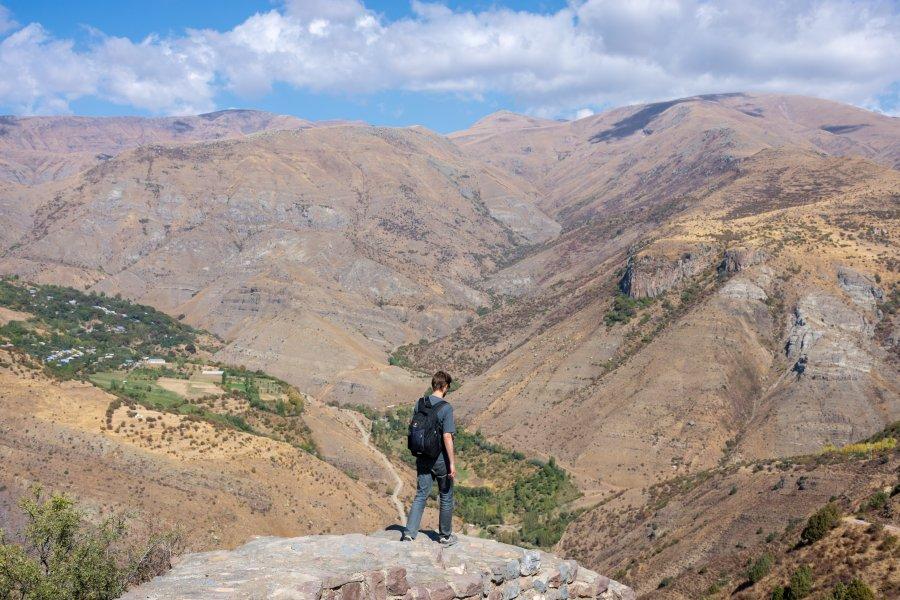Forteresse de Smbataberd, Arménie