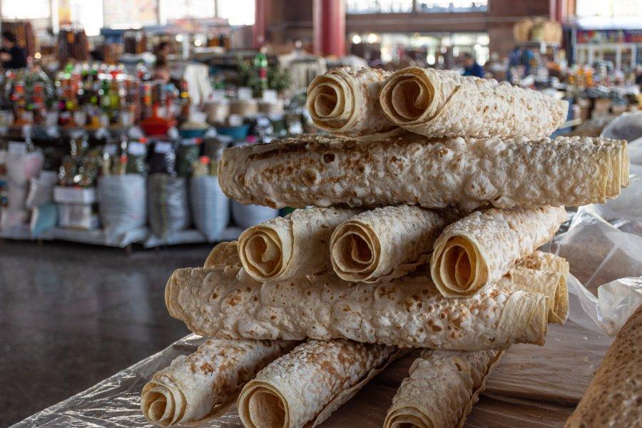 Lavash, pain arménien