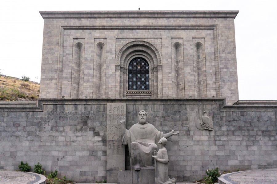 Musée des manuscrits, Matenadaran, Erevan