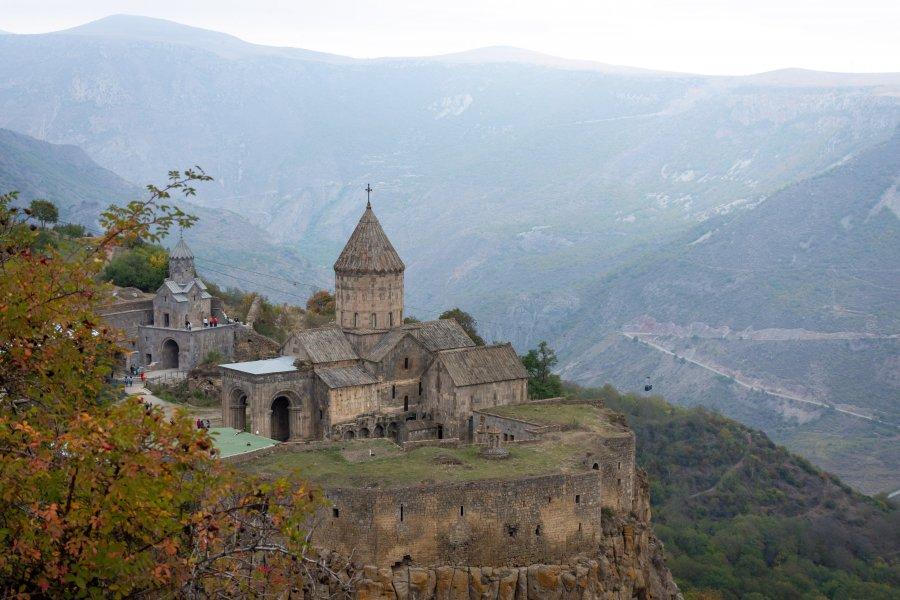 Monastère de Tatev en Arménie