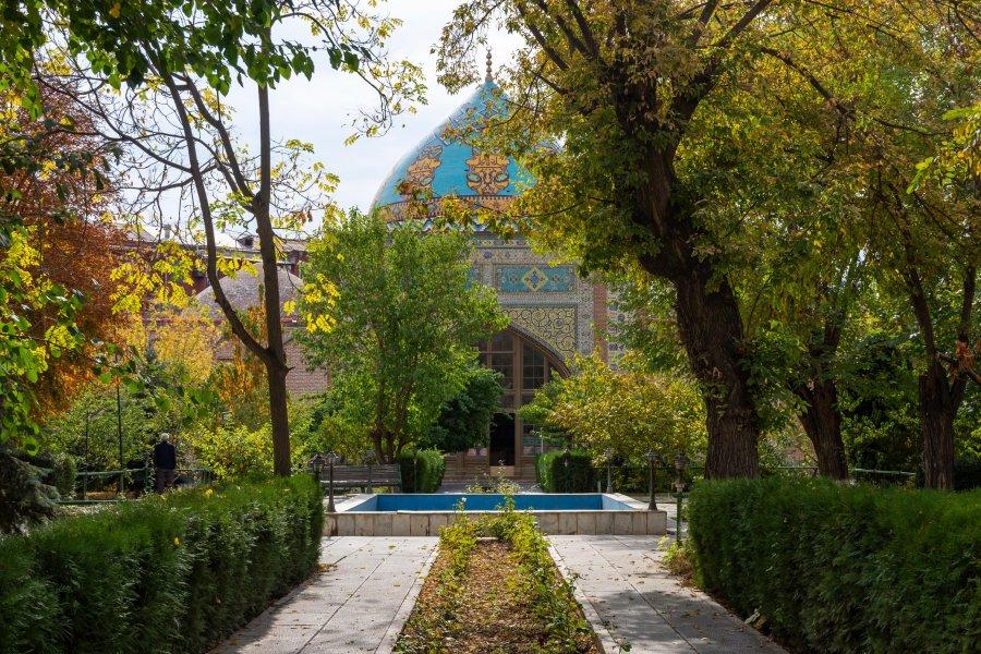 Mosquée bleue à Erevan, Arménie