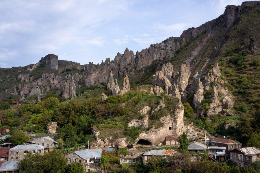 Old Goris, Arménie