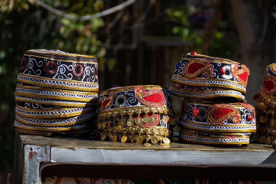 Chapeaux en Azerbaïdjan